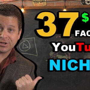 37 YouTube Niches To Make Money - Without Showing Your Face