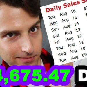 Clickbank: $14,675.47 In a Day (Playbook Breakdown)