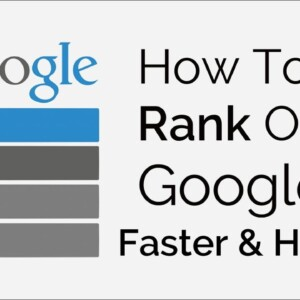 How to Rank On Google Page 1 Higher Faster 2021 Videly Review