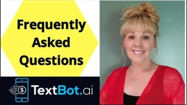 TEXTBOT FREQUENTLY ASKED QUESTIONS. AVA YOUR AUTOMATED VIRTUAL ASSISTANT