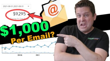 How I Make Over $1,000 Per Email Sent With Affiliate Marketing