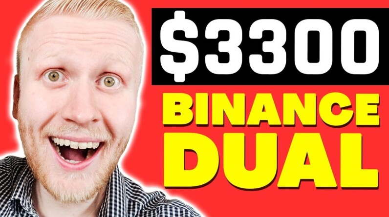 How to Make Money with BINANCE DUAL INVESTMENT Tutorial? (2021)
